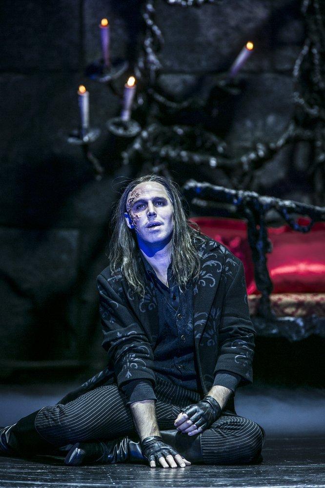 Joa Helgesson Phantom of the opera